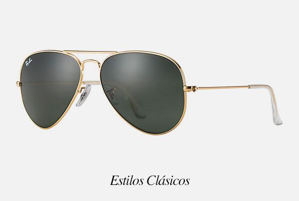 Gafas de sol estilo clásico
