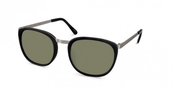 Moscot BRUDE BLK SILVER G15