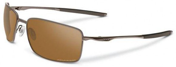 Oakley Square Wire 4075-06 Polarized