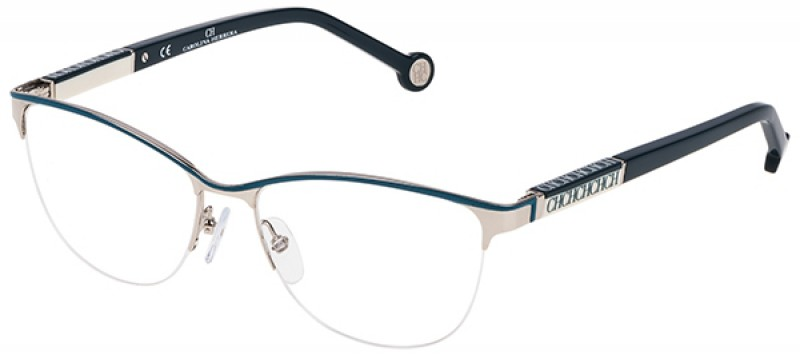 c3be7effa9 Compra online Gafas graduadas Carolina Herrera VHE079 0E63 en ...