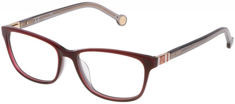 aee1d8de30 Compra online Gafas graduadas Carolina Herrera VHE633 06BD en ...