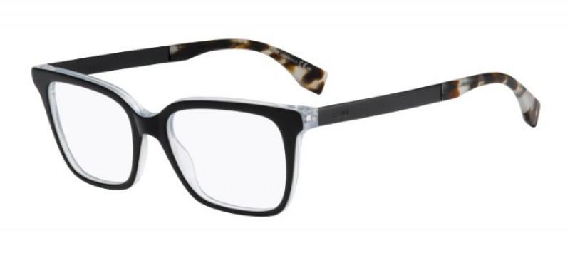 61192d5c8 Compra online Gafas graduadas Fendi Logo 0077 DU0 en MisGafasDeSol