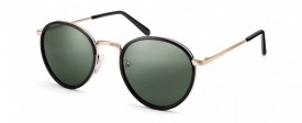 Moscot BUPKES BLK GLD G15