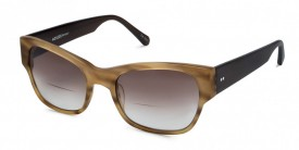 Moscot FIONAH CREAM BROWN FADE