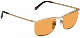 Moscot IZZY GOLD AMBER