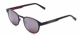 Moscot LEMTOSH-T CHARCOAL WINE SILVER FLASH