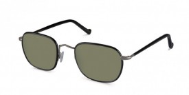 Moscot SECHLEP BLK GUNMETAL G15