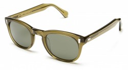 Moscot ZILCH OLIVE GREEN G15