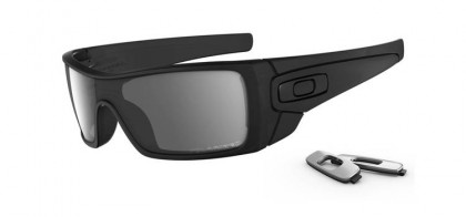 Oakley Batwolf 9101-35 Polarized