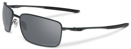 Oakley Square Wire 4075-04 Polarized