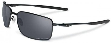 Oakley Square Wire 4075-05 Polarized