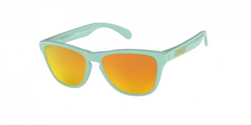 b2df0babbc Compra online Gafas de sol Oakley Frogskins XS J9006 04 en MisGafasDeSol