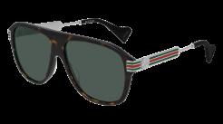 Gucci GG0587S 002 Polarizada