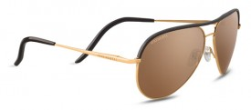 Serengeti Carrara Leather 8549 Polarized