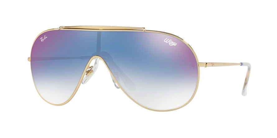 Ray-Ban ® Wings RB3597 001/X0