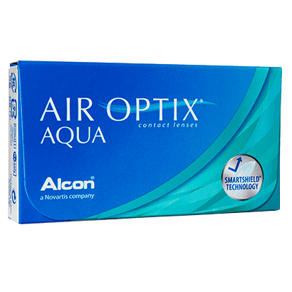 Alcon Air Optix Aqua (6 Lentillas)