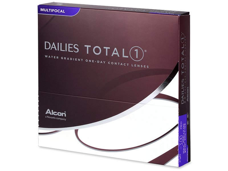 Alcon Dailies Total 1 Multifocal (90 Lentillas)